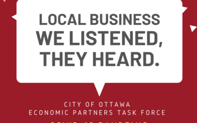 OWBA Small Business Survey on the  Impacts of the Covid-19 Pandemic